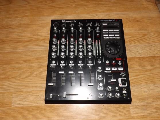 Table de mixage NUMARK 5000 FX