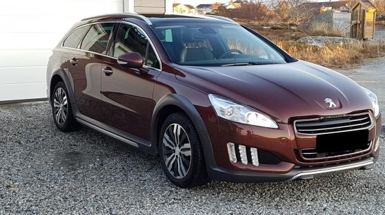 Annonce occasion, vente ou achat 'Peugeot 508 2.0-163D'