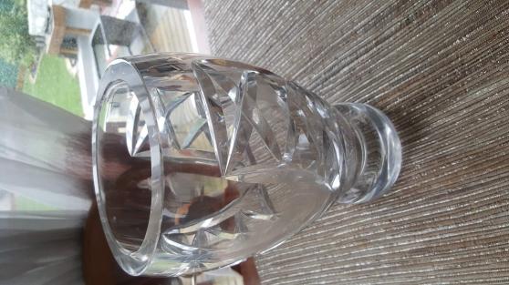 Annonce occasion, vente ou achat 'Vase en Cristal de Nancy'
