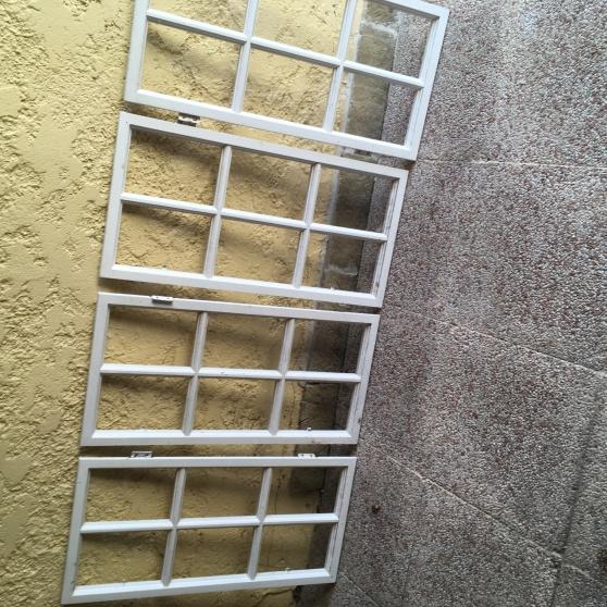 Panneaux pour fenêtres