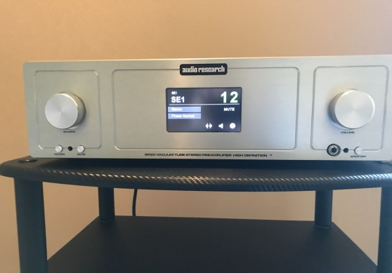 Annonce occasion, vente ou achat 'Audio Research SP20'