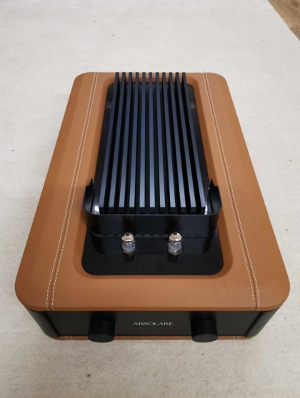 Annonce occasion, vente ou achat 'Absolare Signature Integrated Amplifier'