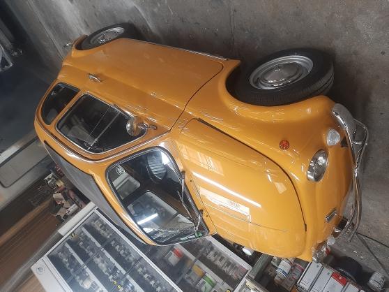 Annonce occasion, vente ou achat 'Fiat 500L de 1972'