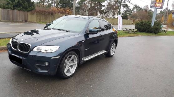 Annonce occasion, vente ou achat 'BMW X6 3.5D 286 BHP SPORT'