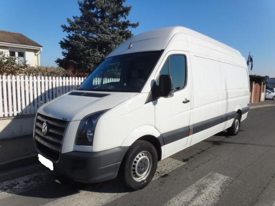 Annonce occasion, vente ou achat 'VW CRAFTER FOURGON SURELEVE 35 2.5 TDI 1'