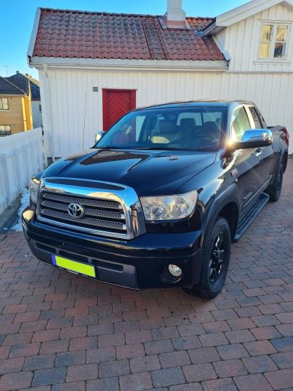 Annonce occasion, vente ou achat 'Toyota Tundra 5,7 L V8'