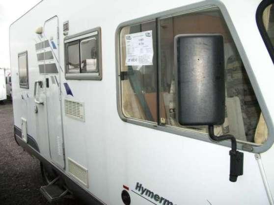 camping car hymer br 598 claye souilly caravanes. Black Bedroom Furniture Sets. Home Design Ideas