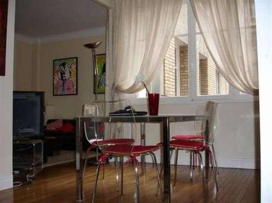 Jolie appartement meublé 3 pièces