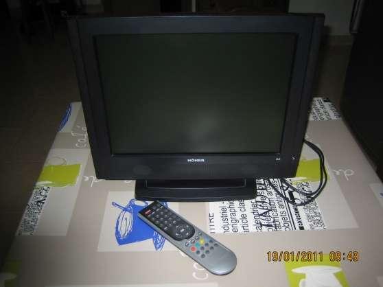 télévision petit écran