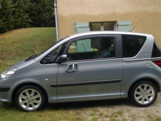 Peugeot 1007 A vendres