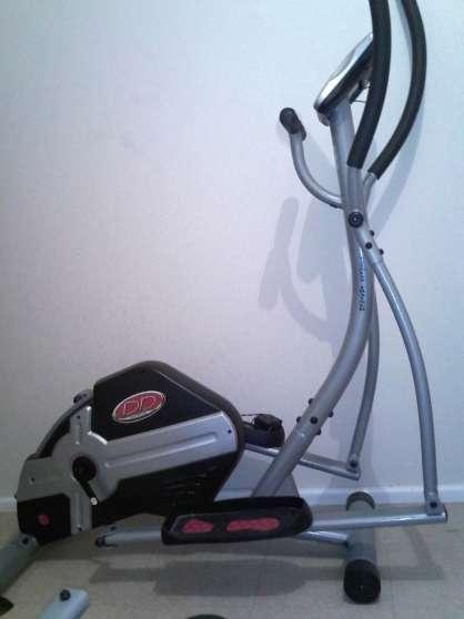 v lo elliptique dd fitness trainer sports v lo appartement. Black Bedroom Furniture Sets. Home Design Ideas