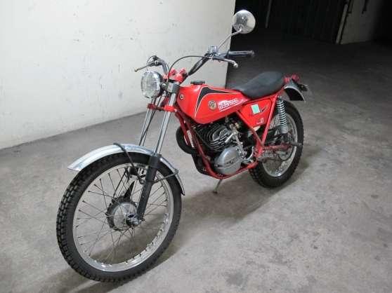 bultaco sherpa 125 moto scooter v lo anciennes paris reference mot anc bul petite. Black Bedroom Furniture Sets. Home Design Ideas