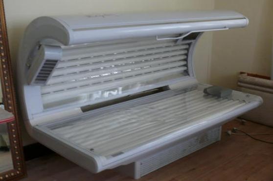 banc solaire UV