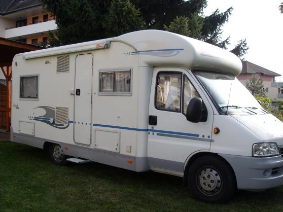 camping car ADRIATIK 650 SP
