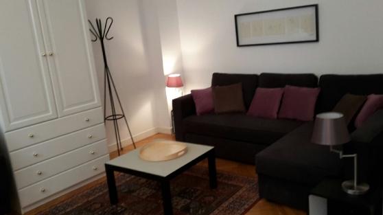 Annonce occasion, vente ou achat 'studio proche Madeleine - Champs Elysées'