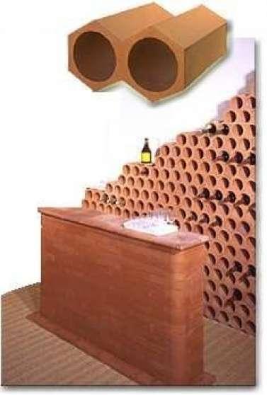 Petite Annonce : Casier à bouteille cave vin terre cuite - Casier ...
