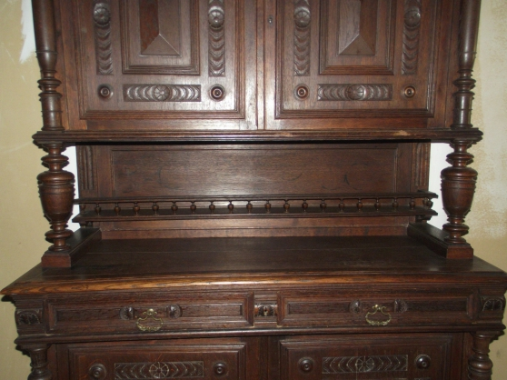 meuble entre deux ancien style henri ii antiquit art brocantes meubles anciens melun. Black Bedroom Furniture Sets. Home Design Ideas