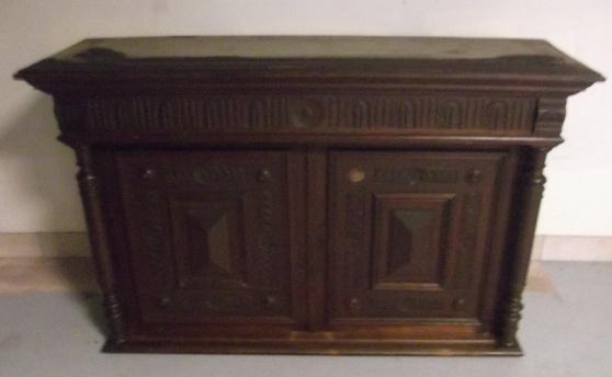 meuble haut ancien style henri ii antiquit art brocantes meubles anciens melun reference. Black Bedroom Furniture Sets. Home Design Ideas