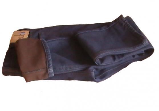 économiser jusqu'à 60% plutôt sympa bonne vente de chaussures Destockage jeans doublé polaire - Marche.fr