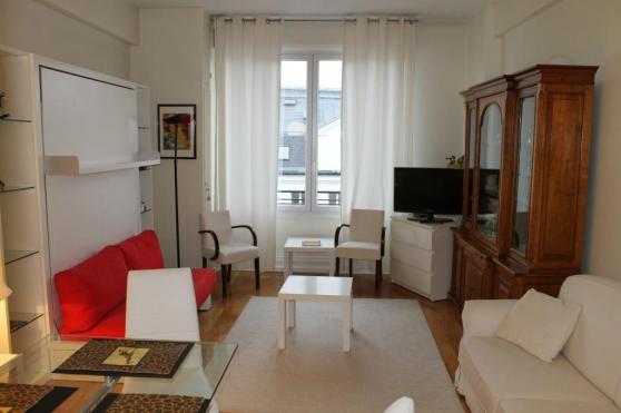 studio meublé lumineux calme propre par - Annonce gratuite marche.fr