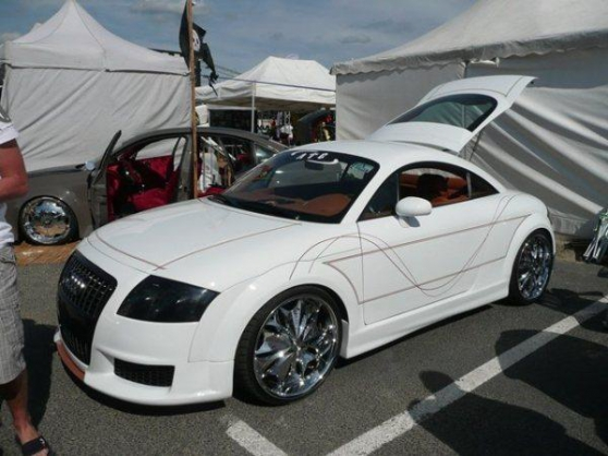 Audi tt 1800 tunning