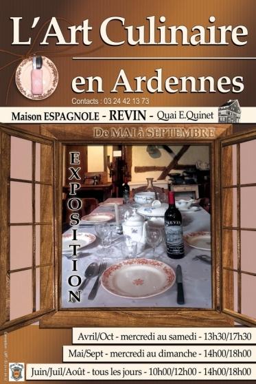 Annonce occasion, vente ou achat 'l'Art Culinaire des Ardennes'