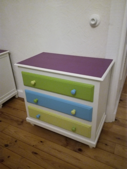 Annonce occasion, vente ou achat 'COMMODE PIN MASSIF'
