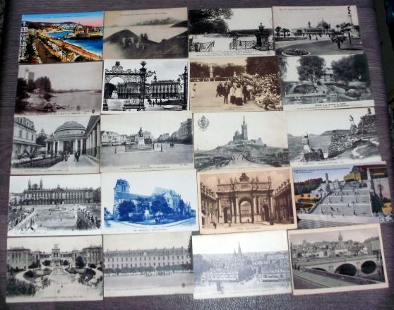 lot de 600 cartes postales tres ancienne - Annonce gratuite marche.fr