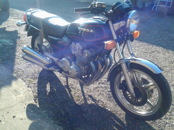 Honda 750 kz - Photo 3