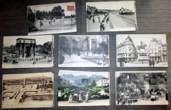 lot cpa-monnaies-timbres. - Photo 2