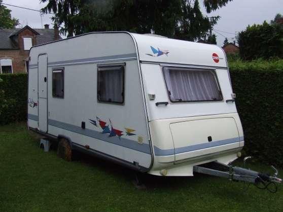 caravane burstner 4024 ts. Black Bedroom Furniture Sets. Home Design Ideas