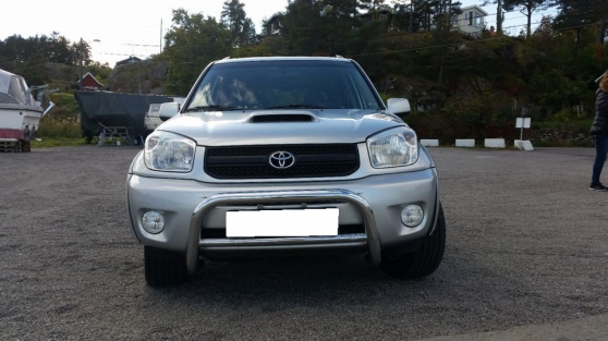 Annonce occasion, vente ou achat 'Toyota RAV4 RAV4 2.0-116 D 4WD Sport'