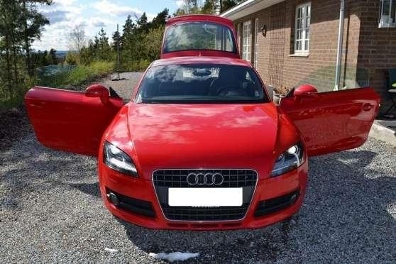 Audi TT 2,0 TFSI