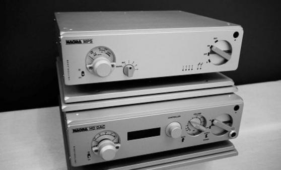 Nagra Professional HD DAC + MPS + VFS
