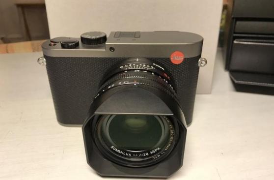 Annonce occasion, vente ou achat 'Leica q'