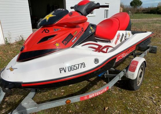 Jet ski seadoo pro wake 215