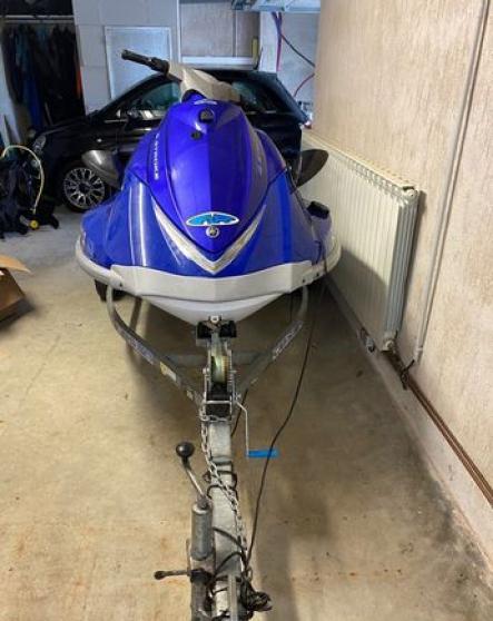 Jet ski vx 110