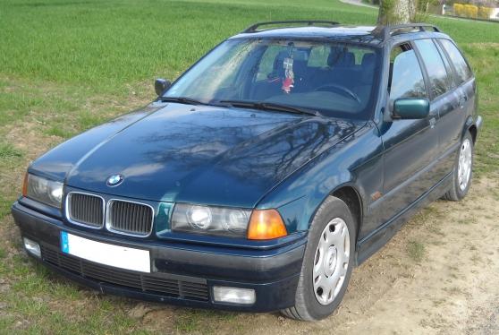 BMW 318 TDS TOURING 90 Ch DIN