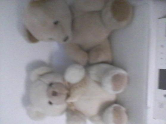 Annonce occasion, vente ou achat 'peluche ours et petit marin'