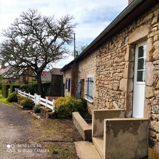 Maison en pleine campagne dans le morvan