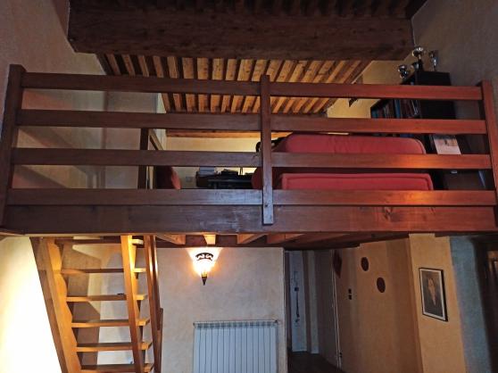 Rambardes mezzanine pin massif - Photo 2