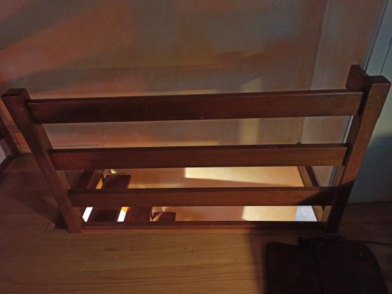 Rambardes mezzanine pin massif - Photo 3