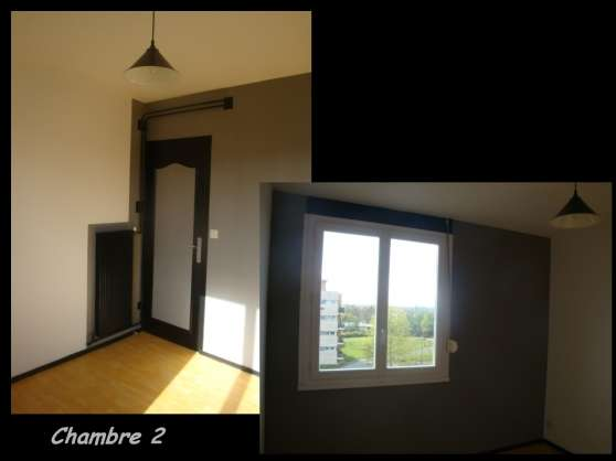 Grand et Bel appartement Coulaines