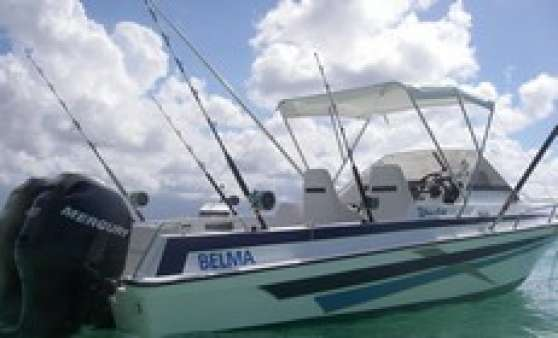 Annonce occasion, vente ou achat 'Pêche sportive à l\'île Maurice'
