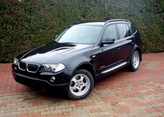 BMW X3 xDrive20d 177ch Luxe Steptronic A