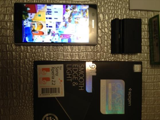 Sony Xperia Z2 blanc - Photo 2