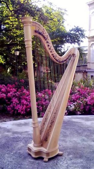 "Harpe Celtique Lyon&Healy ""Prelude"""