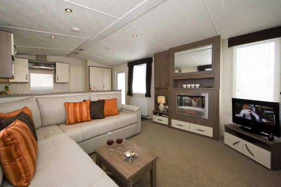 Mobil home Victory 2014