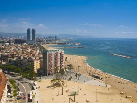 Annonce occasion, vente ou achat 'Appartement Barcelone ville/plage'