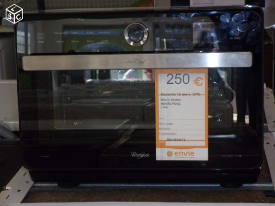Annonce occasion, vente ou achat 'Micro ondes WHIRLPOOL'